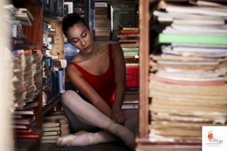 Costanza Ballerina in Biblioteca