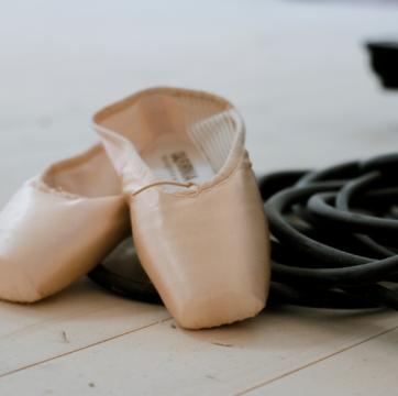 punte di danza classica