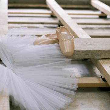 tutu e punte danza classica